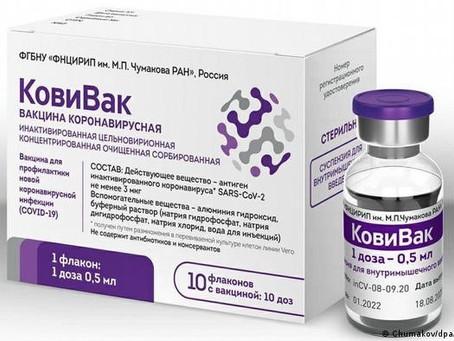 Covid-19 en Rusia: las tres vacunas rusas que pudieran acelerar el ingreso de extranjeros