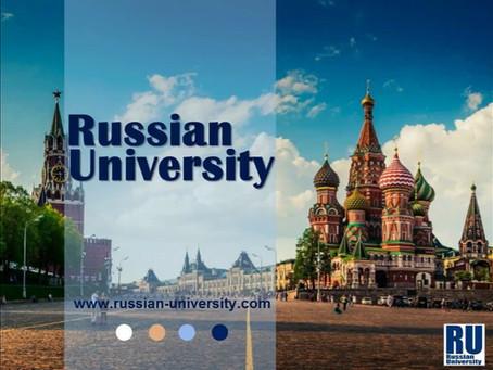 ¿Cómo realizar estudios en Rusia con Russian University?