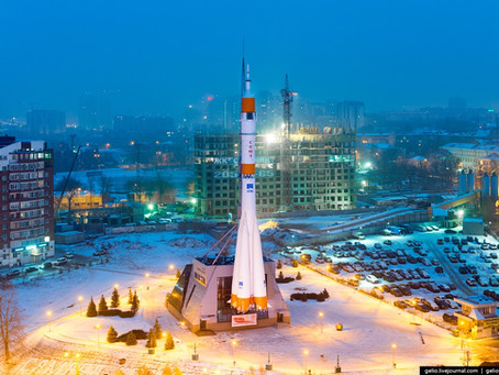 Estudiar en Samara: La ciudad rusa aeroespacial