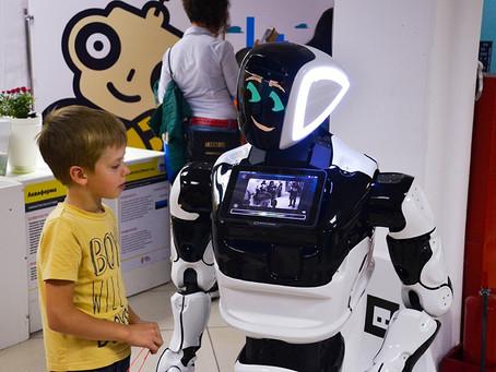 Robótica en Rusia: robot dará clases de física y química en Noruega