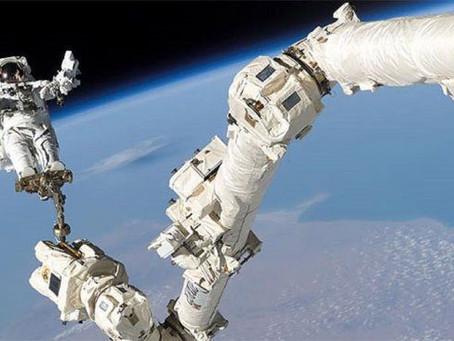 Cosmonautas rusos romperán récords espaciales en 2021