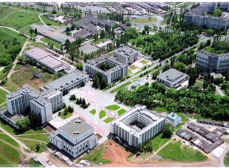 La Universidad Tecnológica de Belgorod y su campus