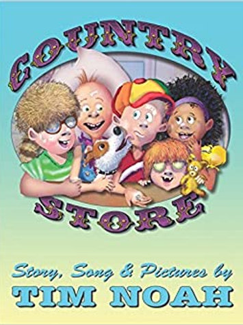 Country Store- Song Story Picture Book