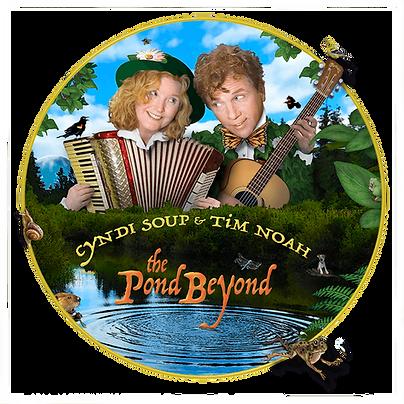 "Tim Noah and Cyndi ""Soup"" Elliott The Pond Beyond"