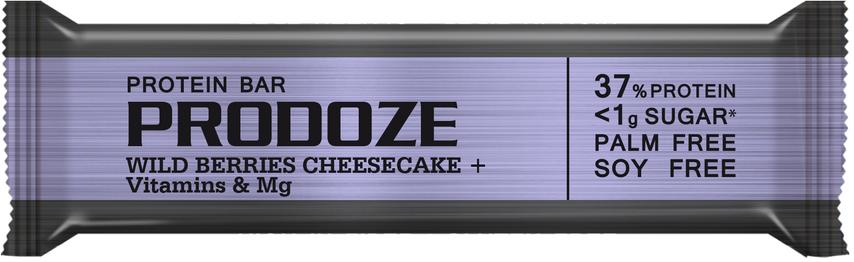 ProDoze Wild Berries Cheesecake