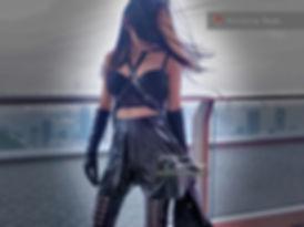 Hong Kong | Singapore Dominatrix - Asian Femdom, Lifestyle Domme | BDSM Mistress Caittrin | Sydney, Melbourne, Brisbane