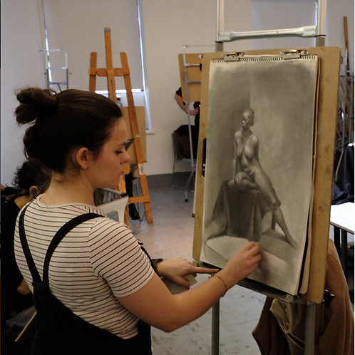 Private Art Tuition (4hrs) - Gift Voucher