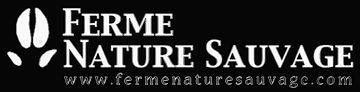 logo ferme nature sauvage viande de sanglier