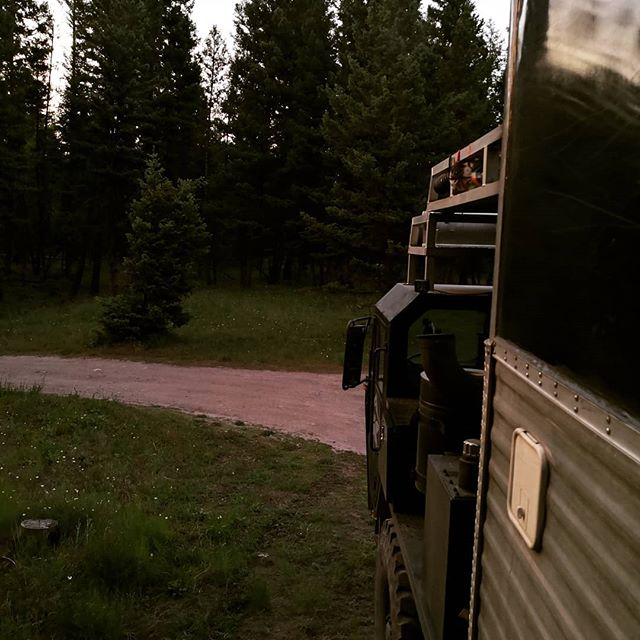 Somewhere in Montana #hermtthehemttadven