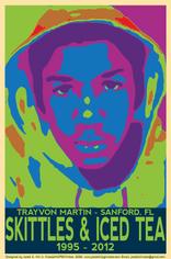 """Trayvon Martin """"Skittles & Iced Tea"""""""