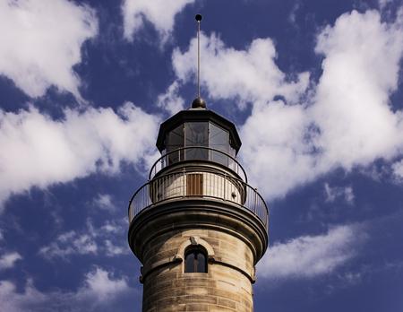 Erie Land Lighthouse