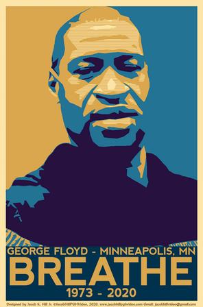 "George Floyd ""BREATHE"""