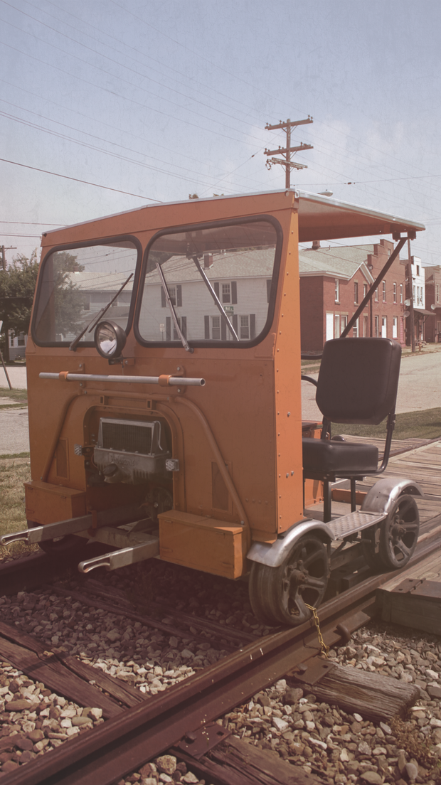 Railroad Speeder