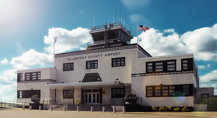 Allegheny County Airport Terminal