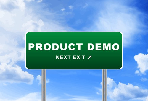 product demo video learn more