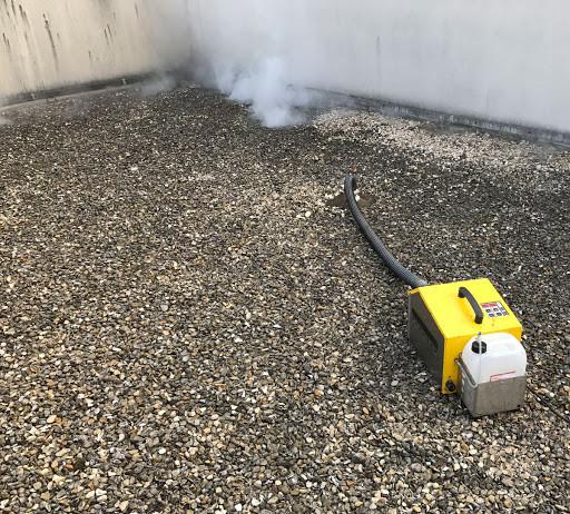 détection de fuite fumigène nimes