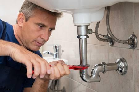 Siphon sink repair