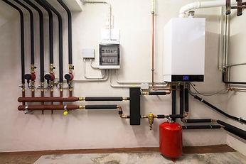 installation de chaudiere gaz