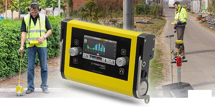 Détection de fuite par générateur haute fréquence Nimes