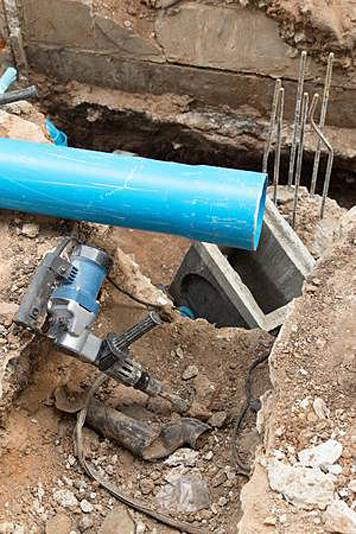 Installation de canalisation d evacuation à Nîmes la cigalle