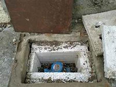 Sos plombier nîmes : gel de compteur et canalisation
