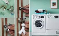 Robinet d'eau pour machine à laver