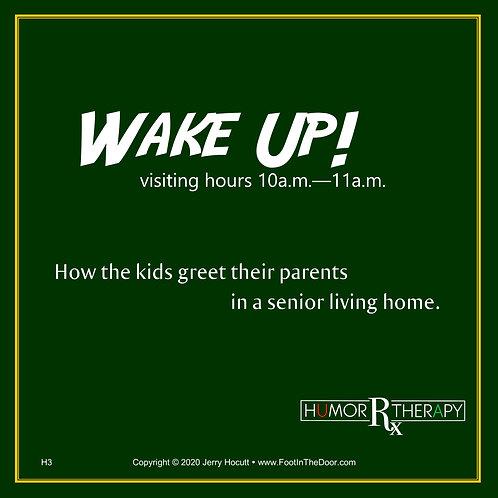 H3 Wake Up!