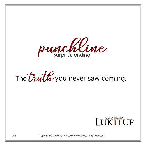 L12 Punchline
