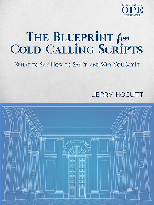 The Blueprint for Cold Calling Scripts