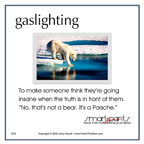 S18 Gaslighting