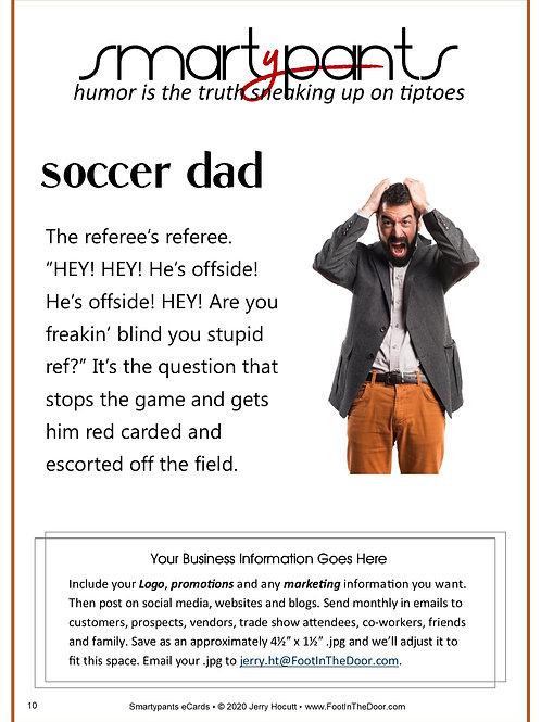 10 Soccer Dad