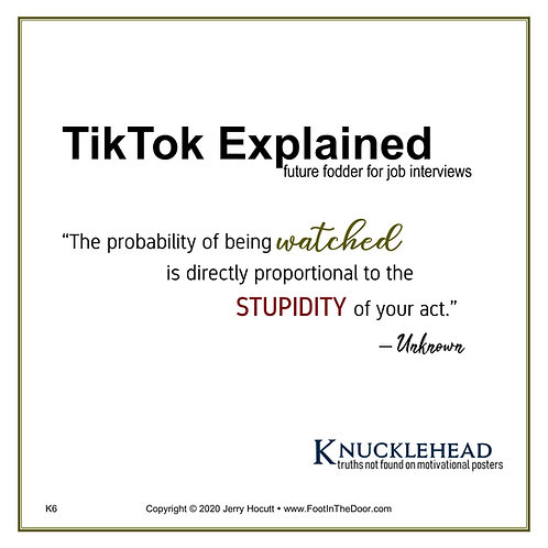 K6 TikTok Explained