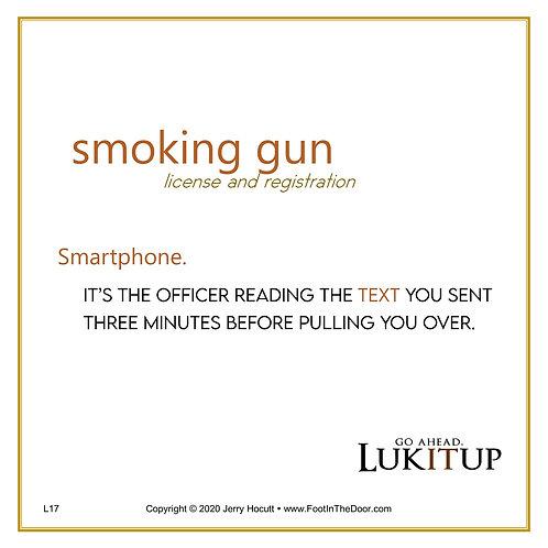 L17 Smoking Gun