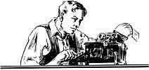 Typewriter, old, reporter 1.jpg