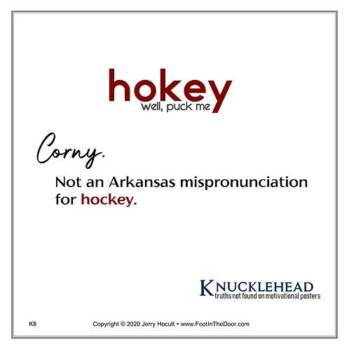 K8 Hokey