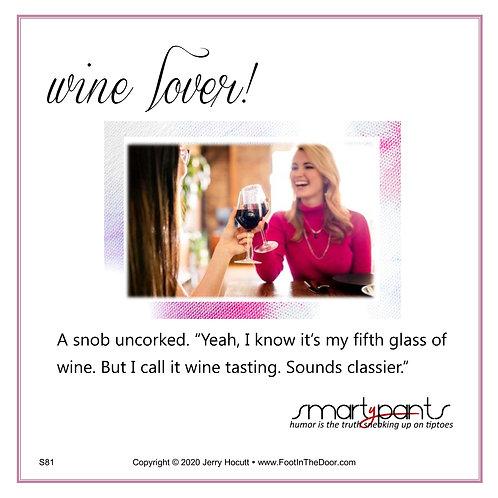 S81 Wine Lover