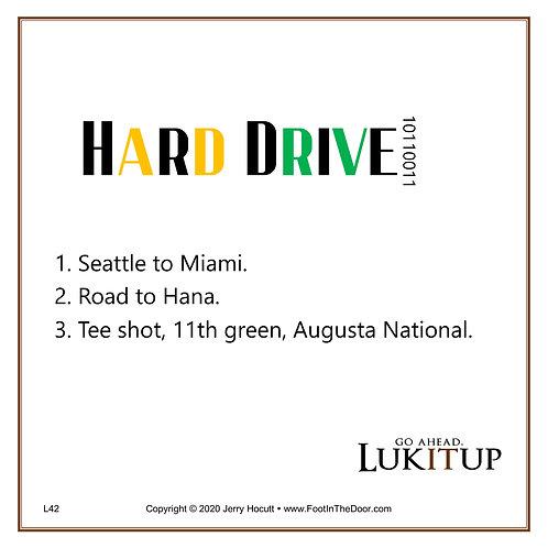 L42 Hard Drive