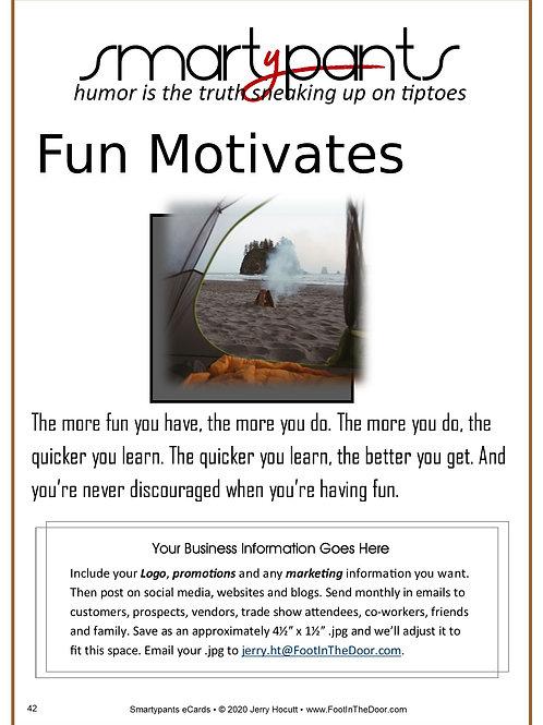 42 Fun Motivates