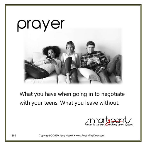 S86 Prayer