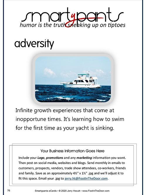 76 Adversity