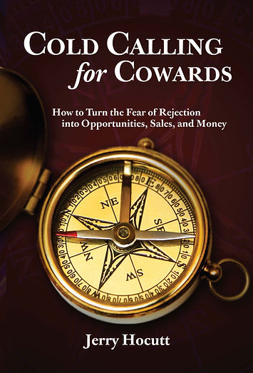 Cold Calling for Cowards front cover in