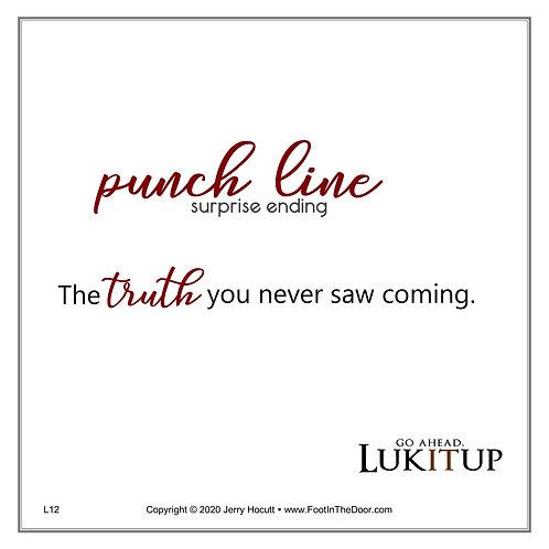 L12 Punch Line