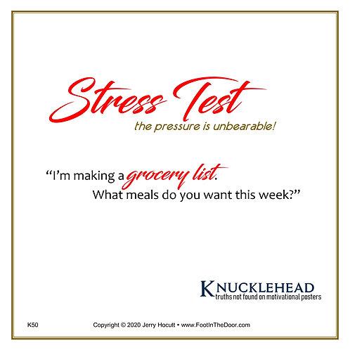 K50 Stress Test