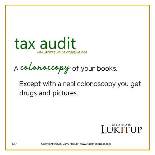 L37 Tax Audit