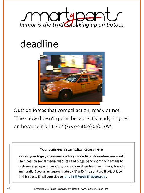 97 Deadline