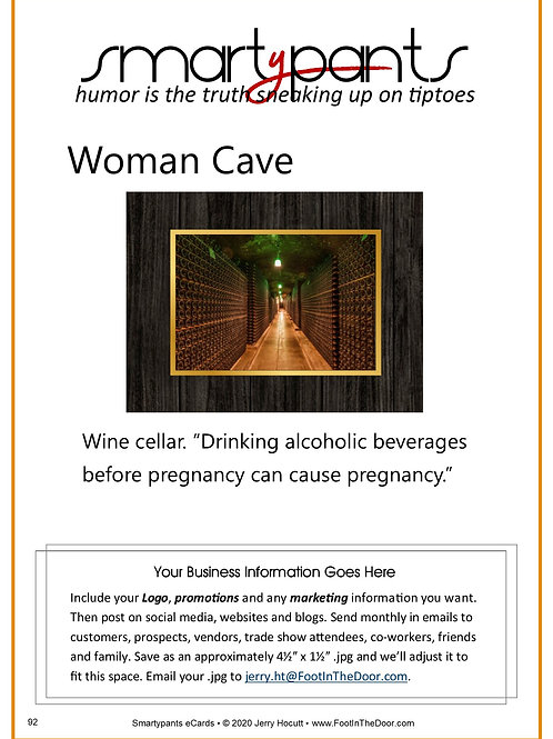 92 Woman Cave