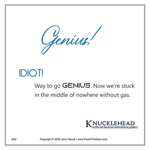 K49 Genius