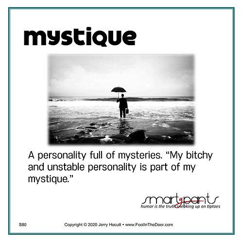 S80 Mystique