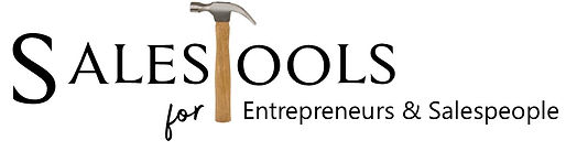 Sales Tools graphic with Hammer for home