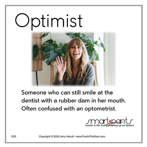 S33 Optimist